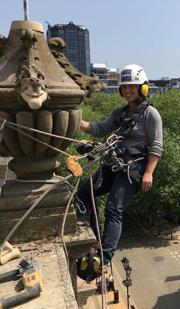 Catherine Martin rope work Birmingham