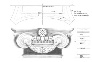 Conservation drawing capital