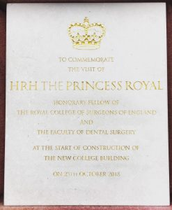 HRH The Royal Princess Royal